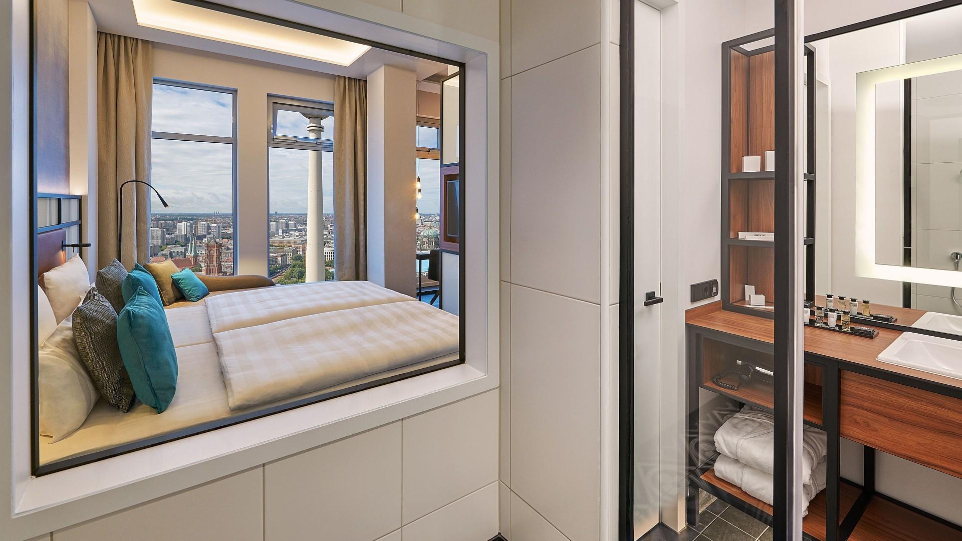 Sky Suite Badezimmer